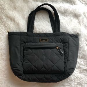 Marc Jacobs Quilted Nylon Tote Bag NWT